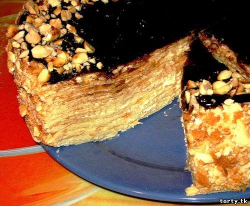 Торт фото рецепт выпечки торт зебра