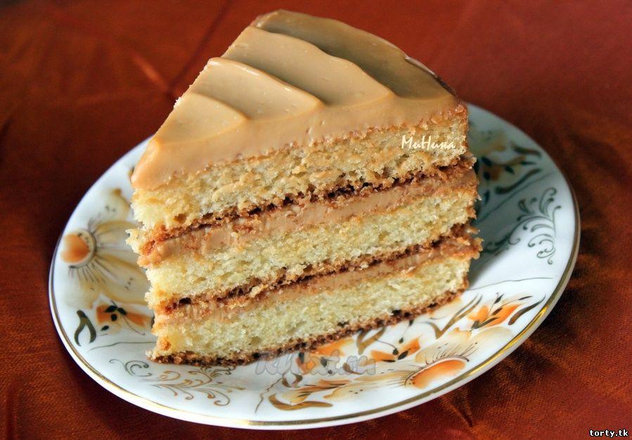 Лёгкий торт своими руками на день рождения